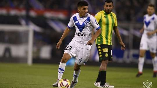Atletico look at Velez talent. OFFICIAL
