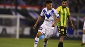 Vélez tiene grandes expectativas puestas sobre la figura de Thiago Almada. VelezSarsfield