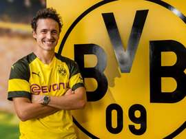 Thomas Delaney nouveau joueur du Borussia. BVB