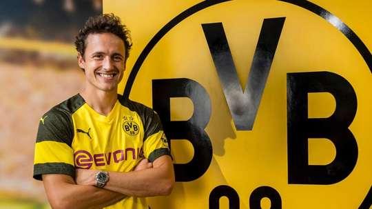 Delaney fichó por el Borussia Dortmund. BVB