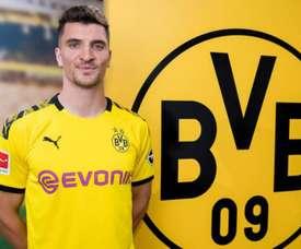 Meunier ya es oficialmente aurinegro. BVB