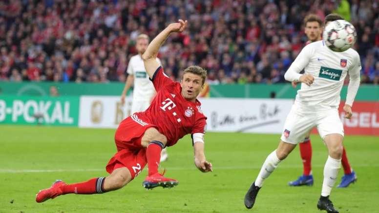Lothar Matthäus não quer que Müller se vá. FCBayern