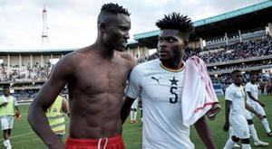 La Coupe d'Afrique regroupe des joueurs de première et deuxième divisions. AFP