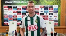 El chileno aterriza en la liga portuguesa. Vitória
