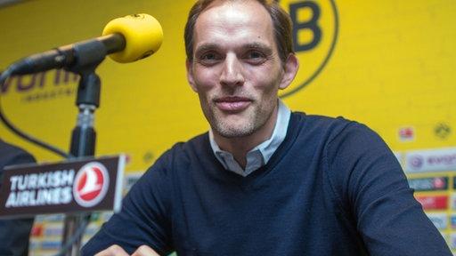 Thomas Tuchel, new Dortmund manager. Twitter