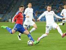 Thun y Basel empataron a un tanto. Archivo/Twitter