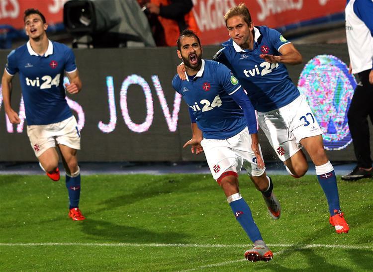 El club portugués se lleva al central brasileño. Twitter