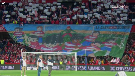 La finale de la Coupe du Roi pourrait être suspendue ou être jouée à huis clos.  Captura/Cuatro