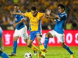 Los de Paco Jémez se hicieron con una importante victoria. AFP