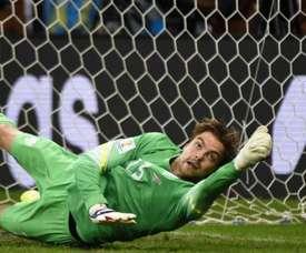 Tout le monde se souvient de ses performances lors de cette séance de tirs au but face au Costa Rica