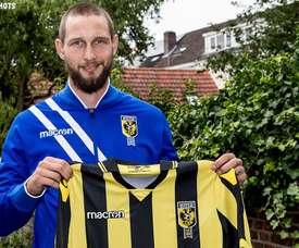 MAvatz ya es del Vitesse. Vitesse