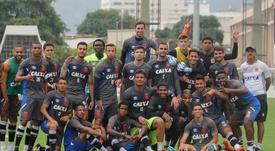 O Vasco consegue regressar à maior competição continental da América do Sul. Paulo Fernandes/Vasco