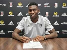 Fosu-Mensah completes loan move to Fulham. FulhamFc