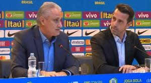 Vinicius assente dalla lista. Captura/CBF_Futebol