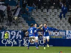 El conjunto azul se verá las caras la próxima jornada ante el Cádiz. LaLiga