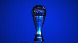 Troféu 'The Best'. FIFA