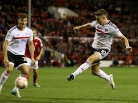 Cairney está en el punto de mira del Newcastle. FulhamFC