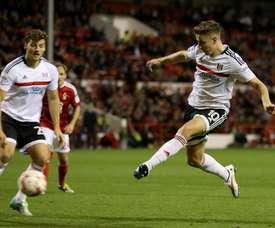 El escocés interesa a varios equipos. FulhamFC
