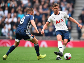 El Tottenham no se encuentra. SpursOfficial
