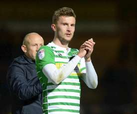 Tom James has signed with West Brom. YeovilTownFC