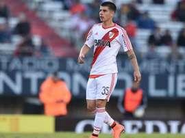 Tomás Andrade protagonizó el fallo del año en Argentina. RiverPlate