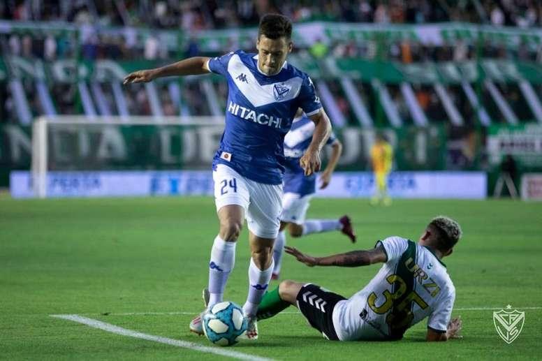 Guidara seguirá vistiendo la camiseta de Vélez - BeSoccer