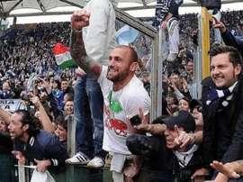 Tomasso Berni fichó hace dos años procedente del Torino. Twitter