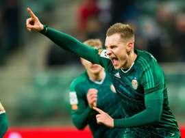 Tomasz Holota deja el Slask Wroclaw para unirse al Arminia Bielefeld. PrzegladSportowy