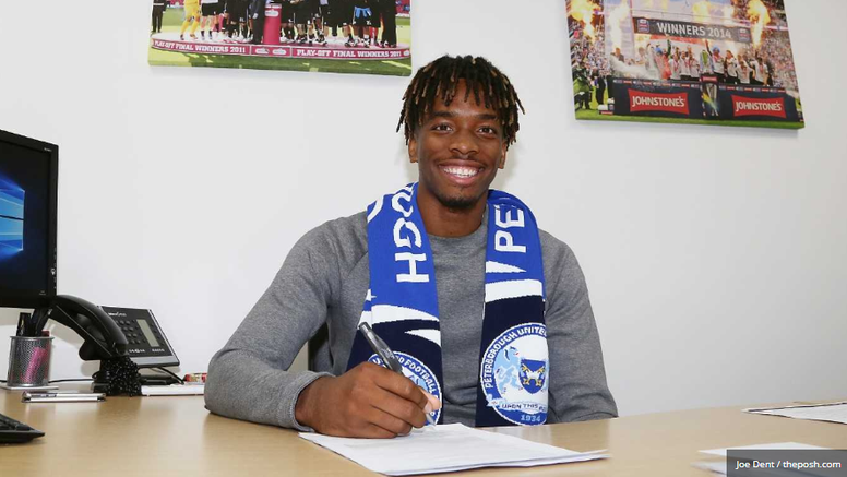 Toney has signed a three-year deal. Joe Dent/theposh.com