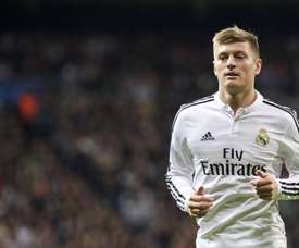Les alternatives pour Kroos. AFP