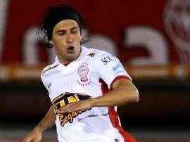 Toranzo vuelve a disfrutar del fútbol después de una difícil recuperación. Huracan