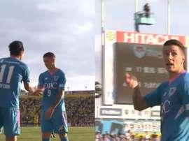 Torres se marchó visiblemente enfadado del césped. Capturas