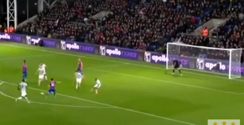 Alexis Sánchez es titular ante el Crystal Palace por Premier League