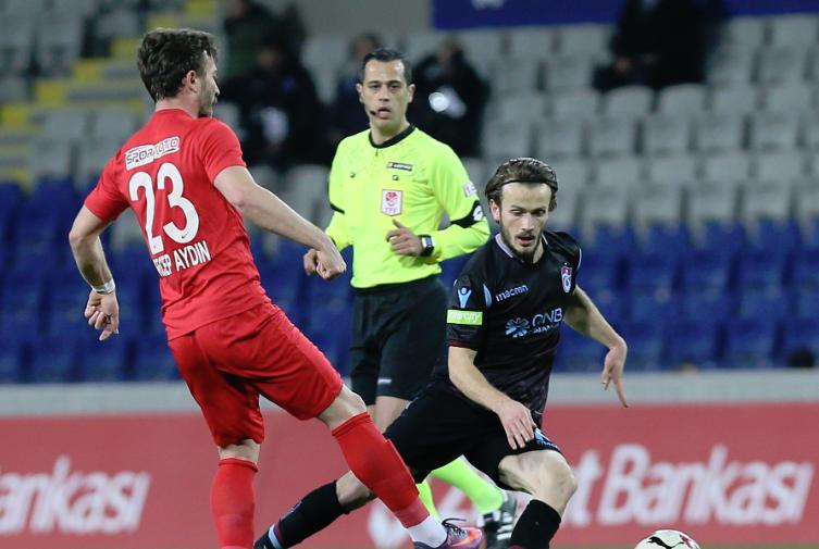 El Trabzonspor acabó con sus ambiciones en Copa. Twitter/Trabzonspor
