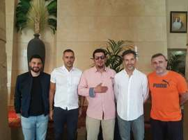 Treinador português José Gomes vai orientar o Al Taawon. Twitter