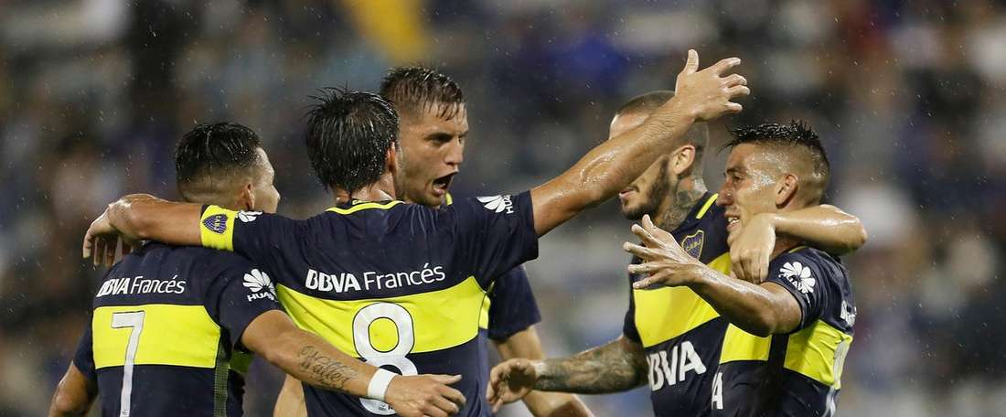 Boca Juniors tem três jogadores lesionados. BocaJuniors