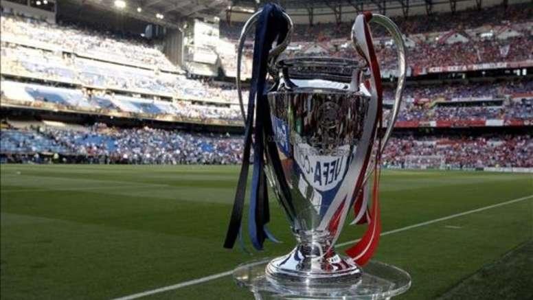 Desvelan una futura Champions de 36 equipos y seis grupos. EFE/Archivo