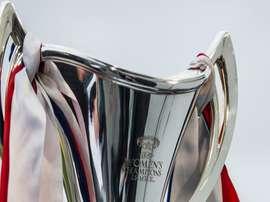 les demi-finales de la Champions League féminine. EFE