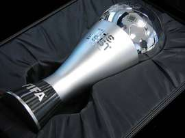 FIFA's Best Award wfor 2017 will be handed out on Monday. TheBest