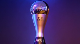Check all the votes of The Best. FIFA