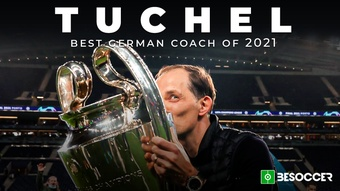 Tuchel overtakes Flick as German coach of the year. BeSoccer