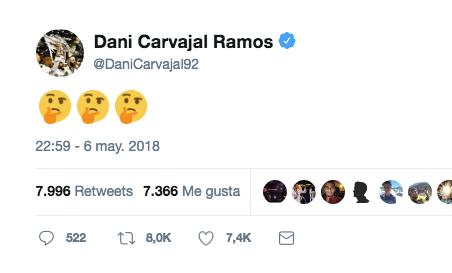 Benzema ne compte pas partir — Real