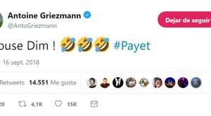 Payet sigue siendo el más determinante del equipo marsellés. Twitter