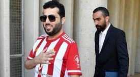 Turki Al-Sheikh the owner of the club. EFE