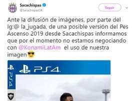 Sacachispas es referente en el manejo de las redes argentinas. Twitter
