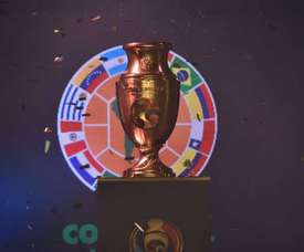Two new teams will take part in this years Copa America. AFP