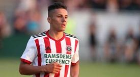Tyler Smith probará suerte en la League One. SheffieldUnited