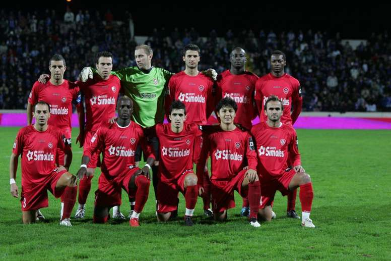 Algunos jugadores del Oliveirense han sido detenidos por la supuesta corrupción. UDOliveirense