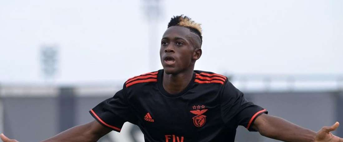 Embalo will cost United 6 million euros. Record