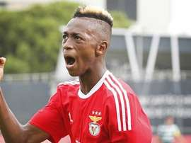 Embaló de saída do Benfica. Twitter